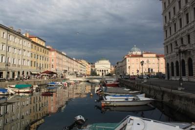 Canal Grande,Trieste